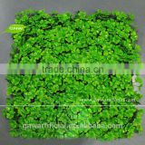 GNW artificial grass plastic grass mat boxwood as decorative wall panel for garden decoration