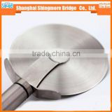 high grade kitchen tool Stainless Steel pizza wheel cutter