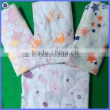 Skin care 100% cotton very soft baby gauze wrap cloth