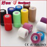 INquiry about HowSport sports cohesive self adhesive joint protection compression stretch wrap bandage tape