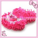 High quality mop slippers for lazy people /clean mop shoes/flip flops slippers mop slippers