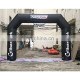customized advertising gate inflatable arch with logo