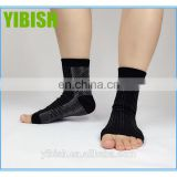 YIBISH Plantar Fasciitis Socks Premium Ankle Support Unisex Compression Sleeves Fast Relief from Swelling & Foot Pain#YLW-01