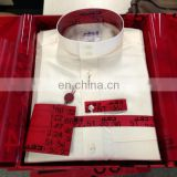 INquiry about High quality Daffah thobe Arabian robe Saudi Style Muslim clothing for man
