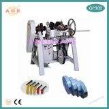 China factory supply New Type Semi Automatic Shoelace Tipping Machine