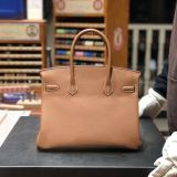 pure Handmade high quality H brand bitkin TOGO leather designer women hendbag