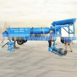 Cameroon Africa Gold separator machine Alluvial goldwashing plant with trommel