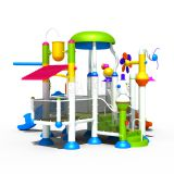 Water Park Equipment Kids Water Playground Aqua Park for Hotel and Resort