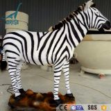 LORISO 6013 Animatronic Animal Customized Zebra Life Size For Sale