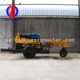 200m submersible drill machine/KQZ-200D pneumatic-electric DTH drilling rig/Well drill machine with high efficiency