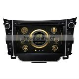 car gps multimedia system for Hyundai I30 with GPS/Bluetooth/Radio/SWC/Virtual 6CD/3G internet/ATV/iPod/DVR