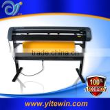 New & Original 1.2m digital eco solvent inkjet plotter printing and cutting mini fabric vinyl cutter printer