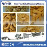 Fried Flour Snacks Machine/Flour Snacks Processing Machine/All Automatic/Production Line