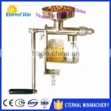 good quality best services hand operated small olive oil press