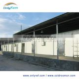 refrigeration heat exchange equipment cold storage cold room cooling system for flowers