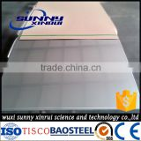 stainless manufacture of aisi 2mm 304 2b stainless steel sheet                                                                         Quality Choice