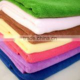 Factory directt super soft microfiber terry cloth towel fabric in roll with large supply