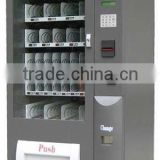 Hot Snack and Beverage Combo Vending Machine