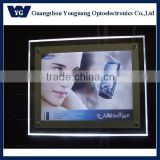 "A3 Size LED Slim Crystal Frame Light Box 19.5"" x 14 5/8"" Advertising Poster Display Backlit Signage Photo Display"