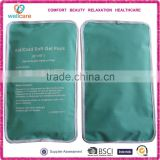 Green Nylon Gel Pack with Color Printing / hot and cold pack                                                                         Quality Choice