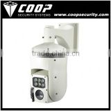 Outdoor Intelligent Infrared PTZ Camera Zoom 550TVL Color/680TVL B/W Samsung CCD PTZ Dome High Speed Camera