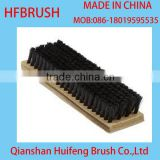Wooden Flat Brush for machine