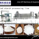 DP series modified/pre-gelatinized corn /potato /cassava starch making machinery skype:lisatanghong
