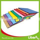 Portable Gym Used Kids Friendly Indoor Soft Play Floor Mat in Different Colors