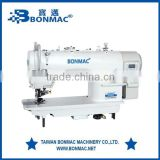 BM-5200 Single Needle Lockstitch Sewing Machine with Vertical Edge Trimmer JUKI Type Sewing Machine