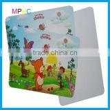 Custom Printing Promotional Plastic PVC Coasters and Placemats