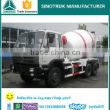 Manufacturer small type concrete agitator truck mixers 3 cubic meters concrete mixer truck