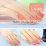 2014 new professional UV gel ,soak off UV gel polish ,nail art paint uv gel manufacturer
