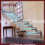 indoor railings led balustrade and stainless steel glass stair accessories for stairs prices