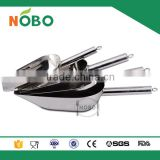 Nobo Factory Cocktail Use Stainless Steel Ice Scoop for Bar