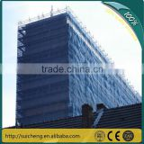 Guangzhou Factory Free Sample Construction safety net fall protection/ Building Safety Net