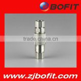 "Hot selling!!! stainless steel quick connect hydraulic coupling 1"" npt different types"