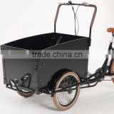Kinlife Pet Cargo Tricycle Flower Bike Trailer With 34 years Experience in metal fabrication