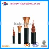 Copper Conductor Material and Rubber Insulation Material electric welding cable wire 10mm2 16mm2