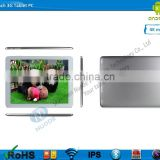 9.7inch quad core RK3288, retina 2048*1536 IPS, High quality 8MP rear camera, metal case, support 4K video