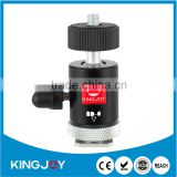 1/4 mini camera moving ball head mount BD-0