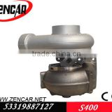 OM501LA turbo for Mercedes Benz Actros turbocharger S400
