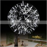 ST-5340A Sunbelt fireball pendant lamp D250mm,led modern pendant lamp g4 led lamp 1-watt,g4 led 220v lamp.