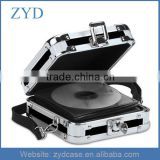 32CD DVD Capacity Professional Aluminum CD DVD Carrying Case ZYD-HZMdc006