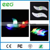 Hot sale silicone led bike lights,silicone led bicycle light