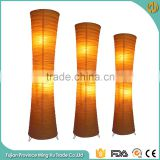 Orange European Decorative Paper Modern Floor Lamp                                                                         Quality Choice