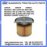 OIL FILTER 190629 190638 190664 FOR PEUGEOT 806 94-02 205 II 87-98 405 II 92-96 EXPERT 95-