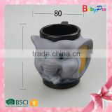 Babypro Top Selling Products 2015 Made In China High Quality Promotion Gift Cute Creative Plastic Cup Coffee Cup Tea Cup