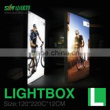 extrusion aluminium led sign,aluminum backlit module,extrusion aluminium led fabric sign