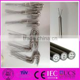 duplex thermocouple cable 4 cores mineral insulated cable