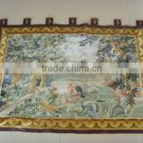 landscape painting silk embroidery tech tapestry
